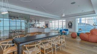 Minimalist Contemporary Grand Penthouse in Dubai, United Arab Emirates