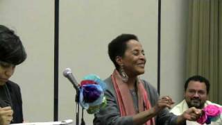 Music as Resistance, Healing, and Transformation (Susana Baca)