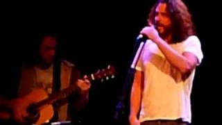 Chris Cornell performs Sunshower with Eddie in Indianapolis.mov