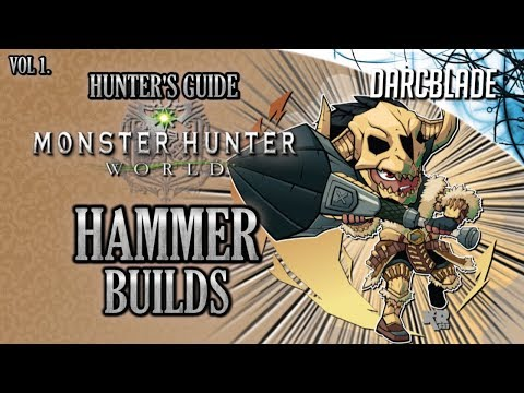 Amazing Hammer Builds : MHW Build Series