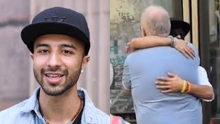Muslim man who offered hugs after Manchester attack reflects a year on | ITV News