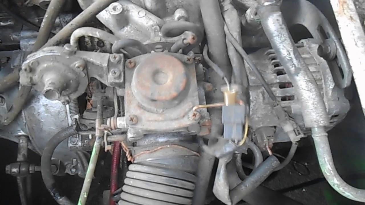 Suzuki 2 7 Engine Diagram