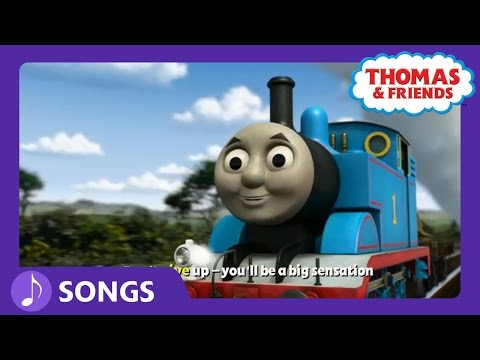Determination Song | Steam Team Sing Alongs | Thomas & Friends