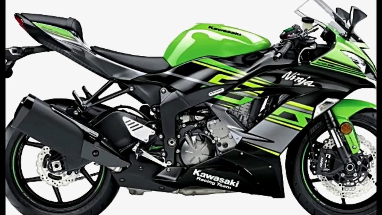2018 Kawasaki Ninja 636 >> All New 2018 Kawasaki Ninja Zx 6r 636 Youtube