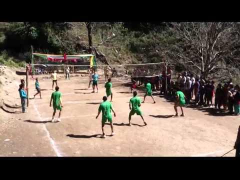 bhawang vs ransi sima bhali ball in ralbang r rolpa nepal
