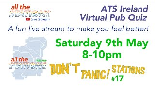 Don't Panic! Stations No.17 All The Stations Ireland Quiz
