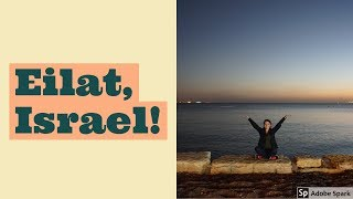 Eilat, Israel!