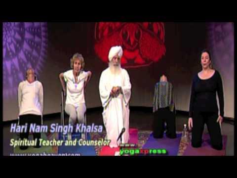 Hari Nam Singh Khalsa: Yogaxpress #475
