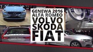 Genewa 2016 - Prezentacje