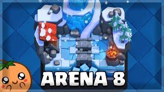 Best Arena 8 Decks (F2P to 5k 🏆)