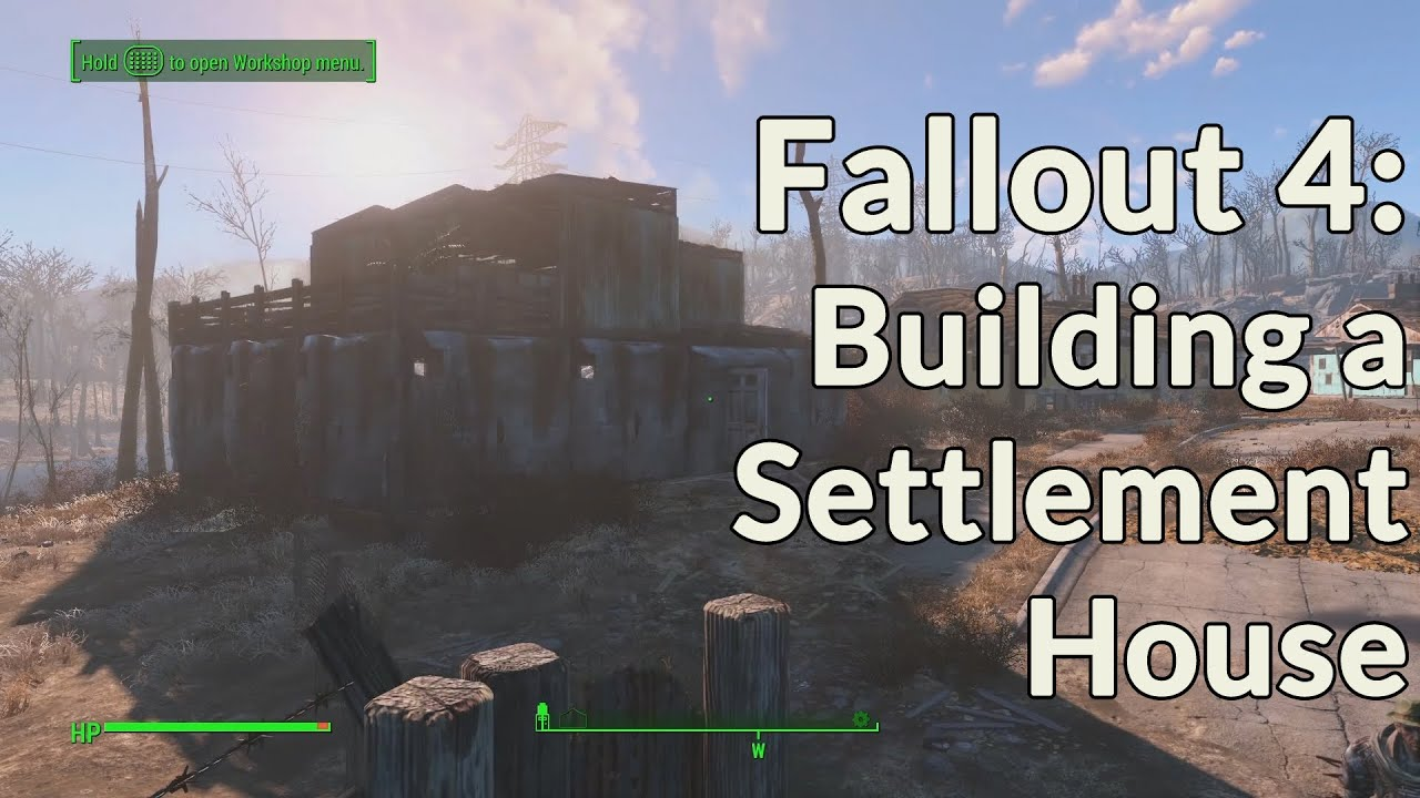 Easy Build House Fallout