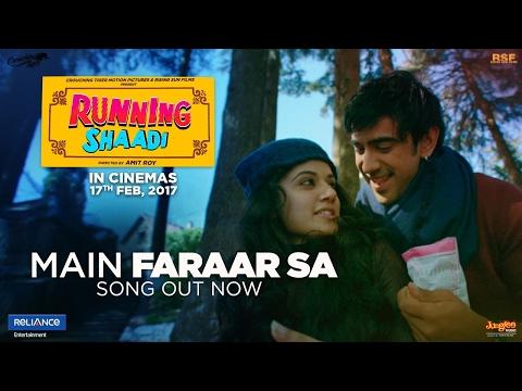 Main Faraar Sa | Running Shaadi | Anupam Roy | Hamsika Iyer | Taapsee Pannu | Amit Sadh