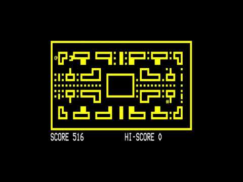 Pacman (Computer & Video Games) For The BBC Micro