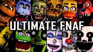 - Ultimate Custom NIght All Jumpscares Complete