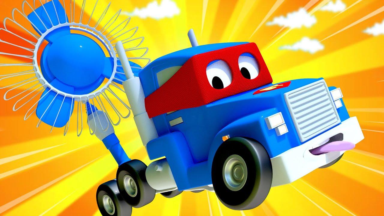 Super Truck Cartoon Kids