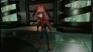Spiderman Edge of Time: Gameplay Pt 4/21(Xbox 360)