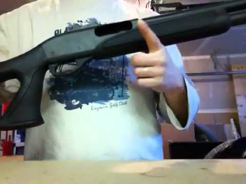 Remington 870 shur shot stock