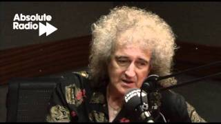 Queen interview: Brian May on Crazy Little Thing Called Love