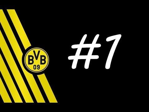 FIFA 14 Borussia Dortmund Career Mode #1 ЗАПОЧВАМЕ!