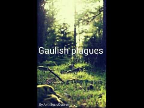 Gaulish plagues