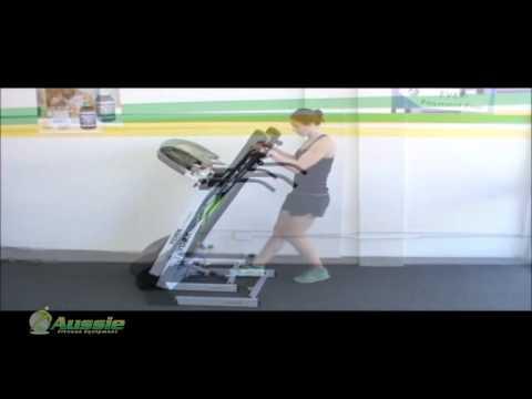 York Active 120 Treadmill - Aussie Fitness Equipment