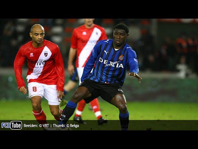 2008-2009 - Jupiler Pro League - 17. Excelsior Mouscron - Club Brugge 5-1