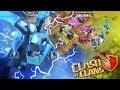 MI PRIMER ATAQUE CON DRAGONES ELÉCTRICOS ¡¡ LA NUEVA TROPA !!   Clash of Clans