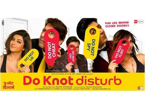 Do Knot Disturb Official Movie Trailer