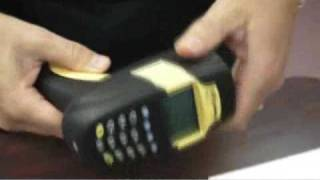 видео Сканер штрих-кода Datalogic PowerScan M8300