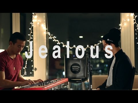 ☺ Jealous - Terry Chen & Alex Lim (Spotify Session)