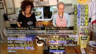 Vegetarians In Paradise Celebrate Hanukkah -cabbage Rolls (1/3)
