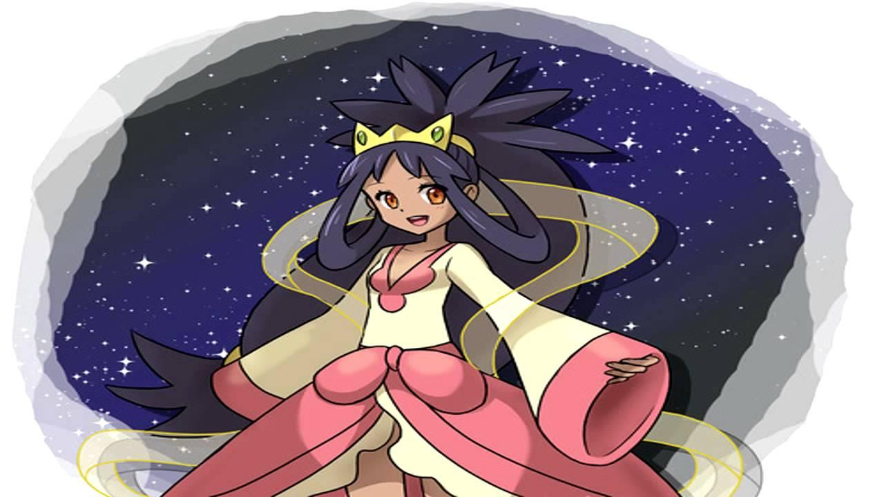Pokémon Black 2 and White 2 - Champion Iris Theme Extended ...