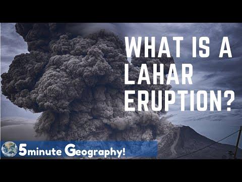 The Catastrophic Lahar