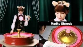 今日のあたりは「佐藤亜美菜」 使用曲:これからWonderland / AKB48.