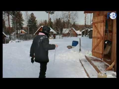 Миссионерская поездка в Сибирь. Большой и Малый Юган.