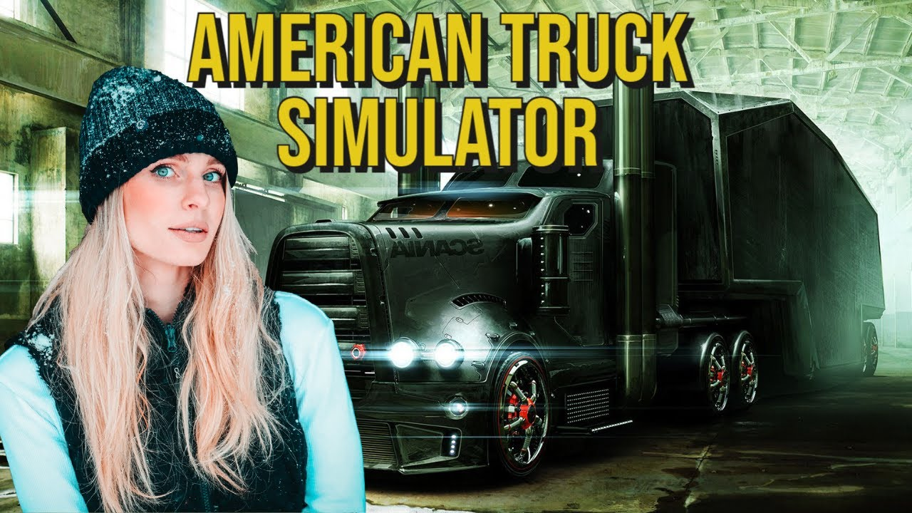 Real OTR Trucker Reacts | Playing American Truck Simulator (First Time Ever)
