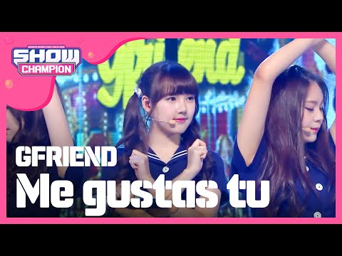 (episode-158) GIRL FRIEND - Me gustas tu (여자친구 - 오늘부터 우리는)