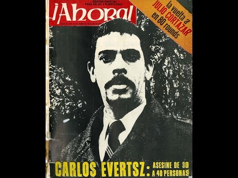 Carlos Evertsz el Sicario que se creia Actor de Cine !