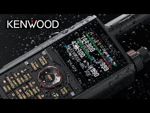 TH-D74 VHF/UHF Dual Band Handheld with GPS Webinar | Kenwood HAM Radio