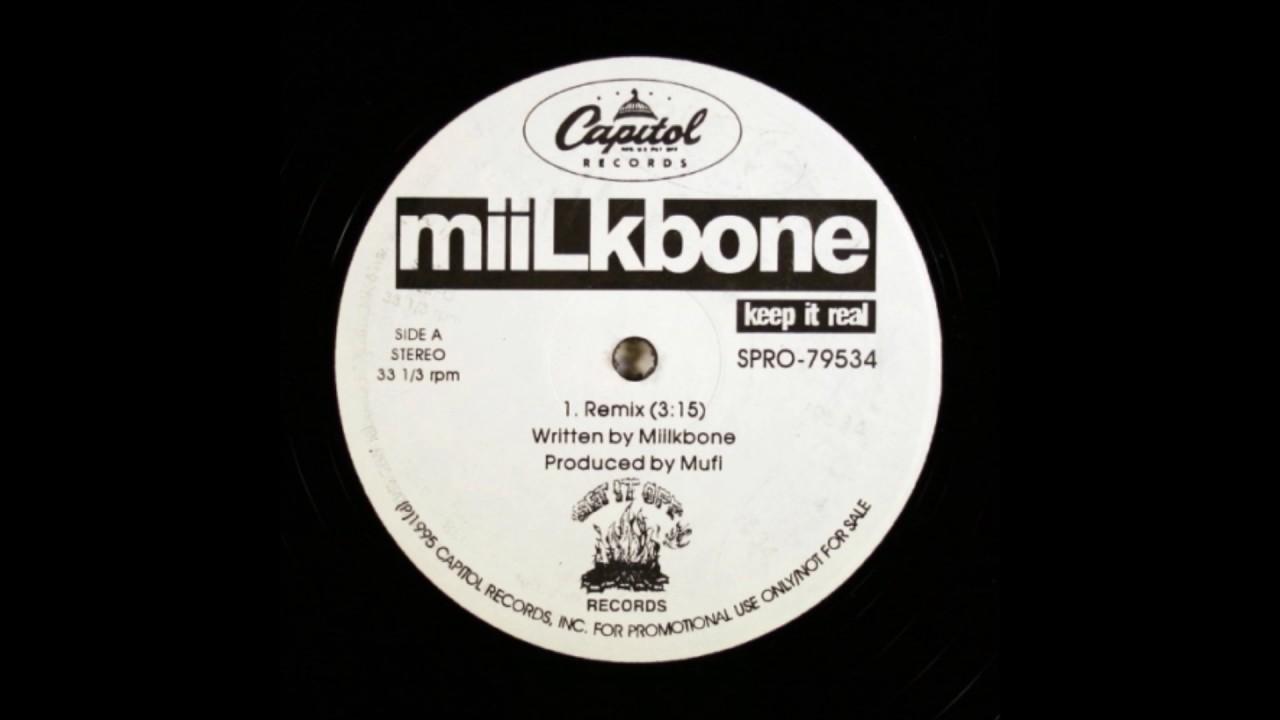 milkbone keep it real instrumental