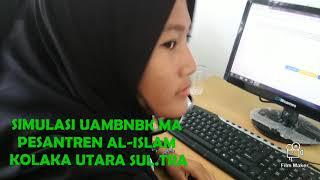 Gambar cover UAMBNBK Simulation of Islamic Aliyah Al-Islam Islamic Boarding School