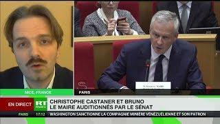 Auditions de Castaner et Le Maire : le décryptage de Frédéric Saint Clair