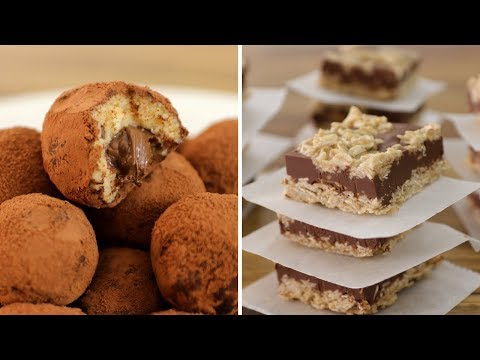 3 Easy No-Bake Desserts