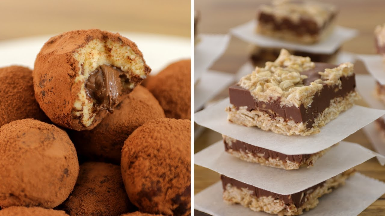 3 Easy No Bake Dessert Recipes The Cooking Foodie The Cooking Foodie