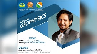 [Webinar] Offshore Geophysical Site Investigation: Seismic and Drilling