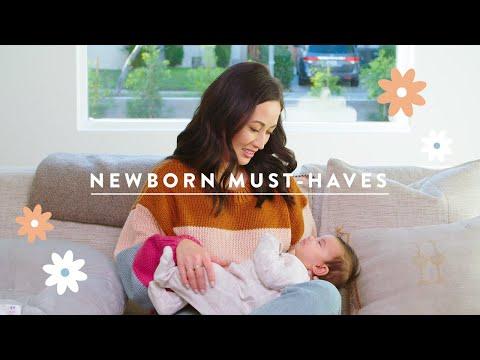 My UPDATED Newborn Must-Haves 2020! | Susan Yara