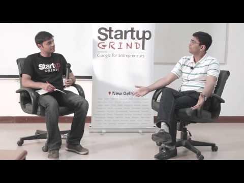 Manish Vij (Smile Vun Network (SVG) / Vun Network) at Startup Grind New Delhi