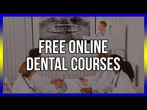 Free Online Dental Courses