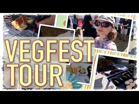 Vegan Festival Tour: Food, Fun, Outreach | VegFest Orlando