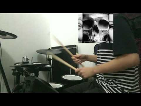 *Drum Cover*  Just Dance / Dirty Loops